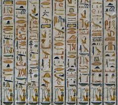 egypt writing 2