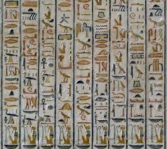egypt writing 2
