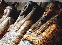 museum mummy