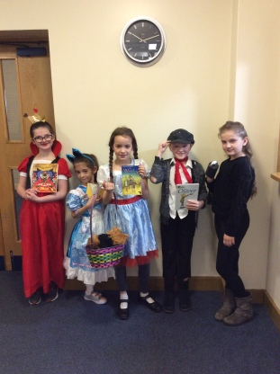 World Book Day 2018 044